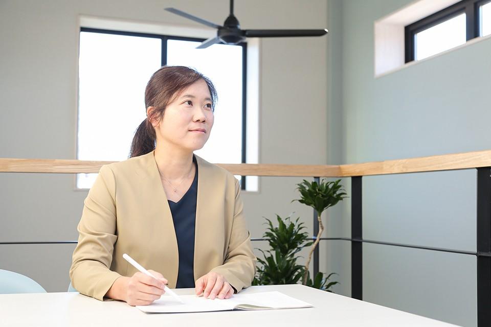 女性としての働きやすさはいかがですか?
